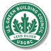 LEED Silver Badge